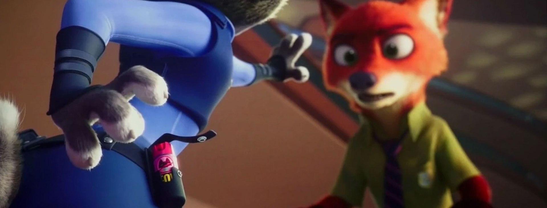 Hopps Pulls Fox Repellent